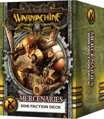 Faction Deck - Mercenaries