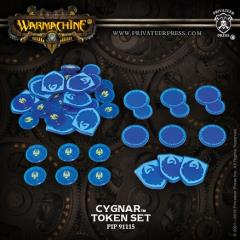 Token Set - Cygnar (2016 Edition)