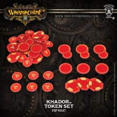 Token Set - Khador (2016 Edition)