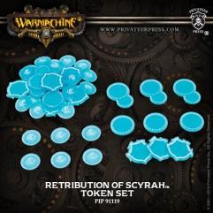 Token Set - Retribution of Scyrah (2016 Edition)