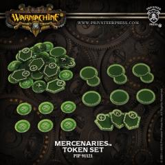Token Set - Mercenaries (2016 Edition)
