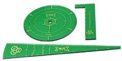 Template Set - Circle Orboros