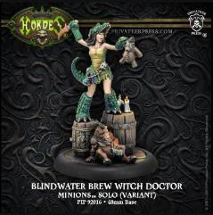 Blindwater Brew Witch Doctor
