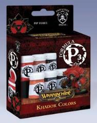 Khador Colors (2006 Edition)