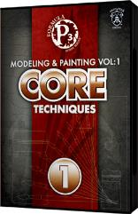 Modeling & Painting #1 - Core Techniques