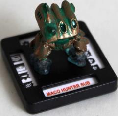 Maco Hunter Sub - Elite Unit