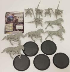 Bane Rider Collection #1