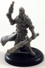 Commander Coleman Stryker #4