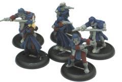 Arcane Tempest Gun Mages Collection #1