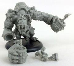 Dire Troll Bomber #4 (Plastic)