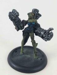 Brute Thrall (Femme Fatale Variant) #4