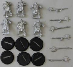 Cygnar City Guard Collection #1