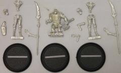 Iron Kingdom Collection #1