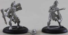 Blighted Nyss Archer Deacon & Ammo Porter #1