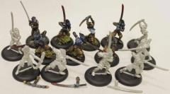 Blighted Nyss Swordsmen Collection #1