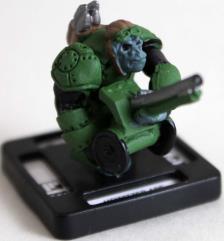 Howitzer Ape - Grunt Unit