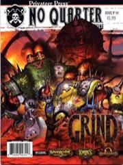 """#10 """"Grind, Warbeast Bonding, Druids of Circle Orboros"""""""