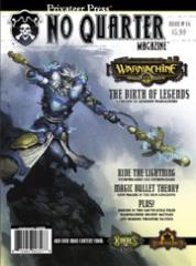 "#16 ""Legends Warcasters, Gun Mages, Hordes Trooper Tactics"""