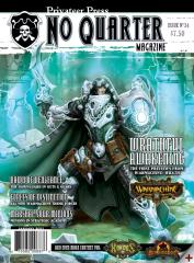 """#34 """"Warmachine - Wrath Preview, Dawnguard in Guts & Gears, Forces of Distinction"""""""