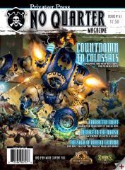 "#41 ""Tipping the Scale of War, Guts & Gears - Gatormen, Power Progression - Khador"