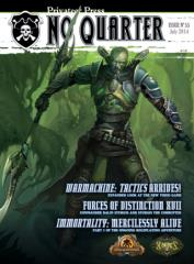 "#55 ""Warmachine - Tactics Arrives!, Forces of Distinction XVII, Immortality - Mercilessly Alive"""