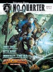 "#57 ""Corvis Codex, Battle Report, Immortality - Stone Cold, Reckoning First Preview"""