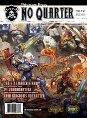 "#67 ""Kingmaker's Army, P3 Grandmasters, Iron Kingdoms Uncharted"""