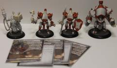 Protectorate of Menoth Battlegroup #1