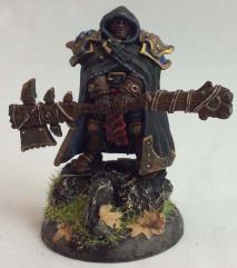 Potent Bradigus - Blackwood Druid #1