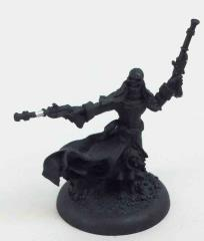 Pistol Wraith #13
