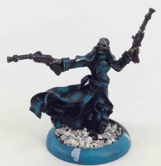 Pistol Wraith #18