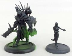 Rolling Bones Goreshade the Bastard & Deathwalker (Convention Exclusive) #1