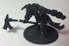 Tharn Ravager Unit Leader #1
