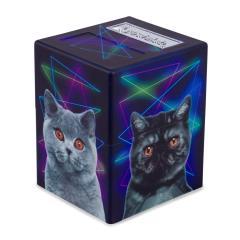 Defender Deck Box - Artwork Series, Cats!