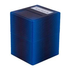 Defender Deck Box - Texture Series - Dragon, Deep Blue