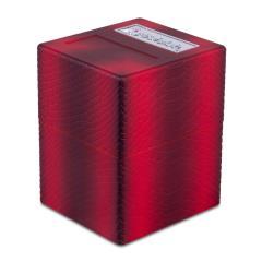 Defender Deck Box - Texture Series - Dragon, Blood Red