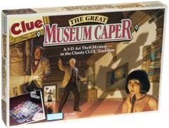 Clue - The Great Museum Caper (3-D Version)