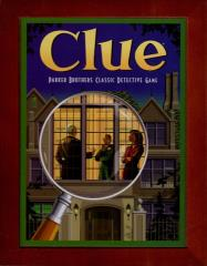 Clue (Vintage Game Collection Edition)