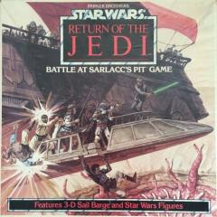 Star Wars - Return of the Jedi - Battle at Sarlacc's Pit