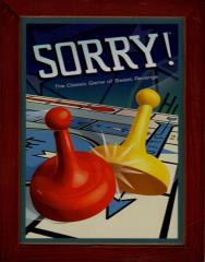 Sorry! (Vintage Game Collection Edition)
