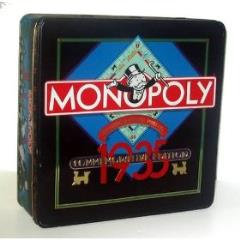Monopoly (1935 Commemorative Edition)