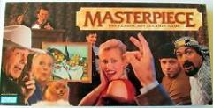 Masterpiece - The Classic Art Auction Game (1996 Edition)