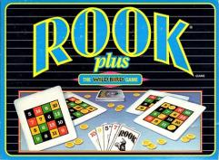 Rook Plus - The Wild Bird Game