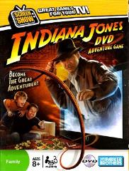 Indiana Jones DVD Adventure Game
