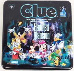 Clue (Disney Haunted Mansion, Theme Park Edition)