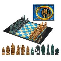 Lord of the Rings - The Return of the King Chess Set