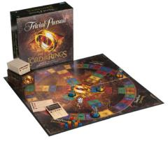 Trivial Pursuit - Lord of the Rings Movie Trilogy (Collector's Edition)