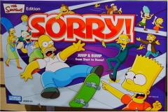 Sorry! (Simpsons Edition)