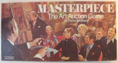 Masterpiece - The Classic Art Auction Game (1970 Edition)