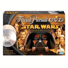 Trivial Pursuit DVD - Star Wars Saga Edition